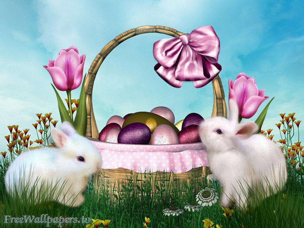 Easter Desktop Backgrounds Wallpapers