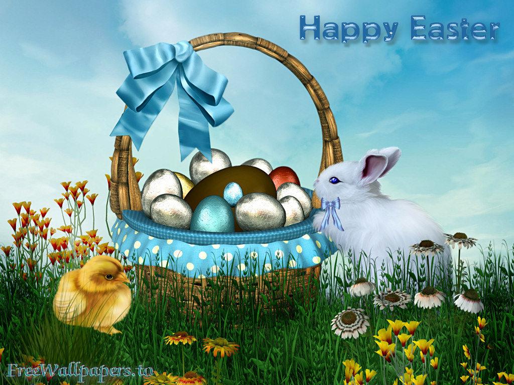 Easter desktop backgrounds wallpaperseaster desktop - Easter desktop wallpaper ...