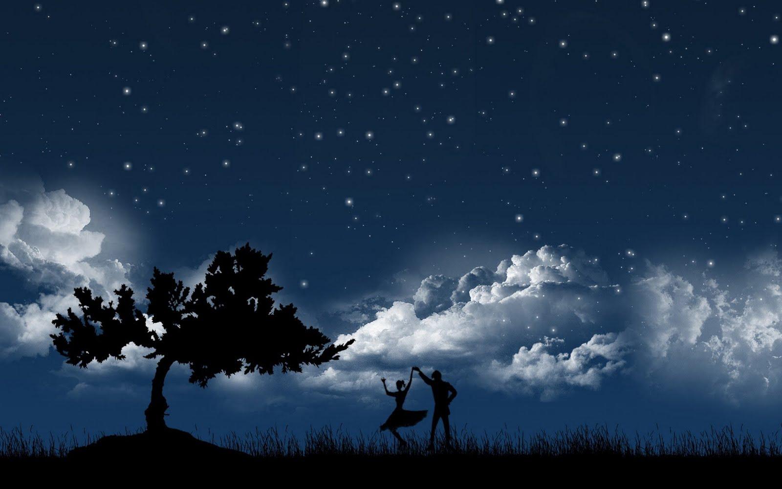 beautiful night of sky wallpapers free daertube